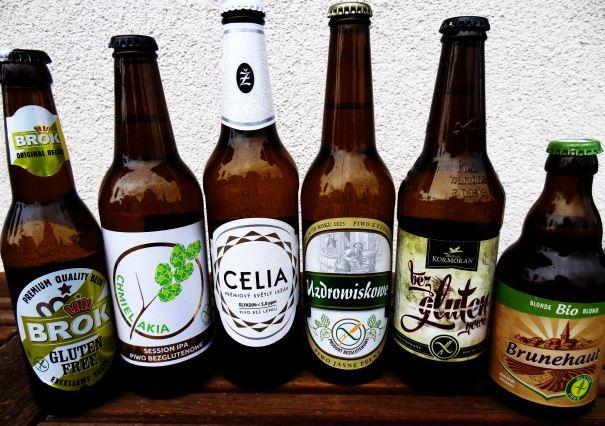 Alkohol bezglutenowy – testujemy piwa!