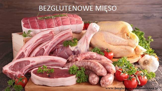 Bezglutenowe mięso